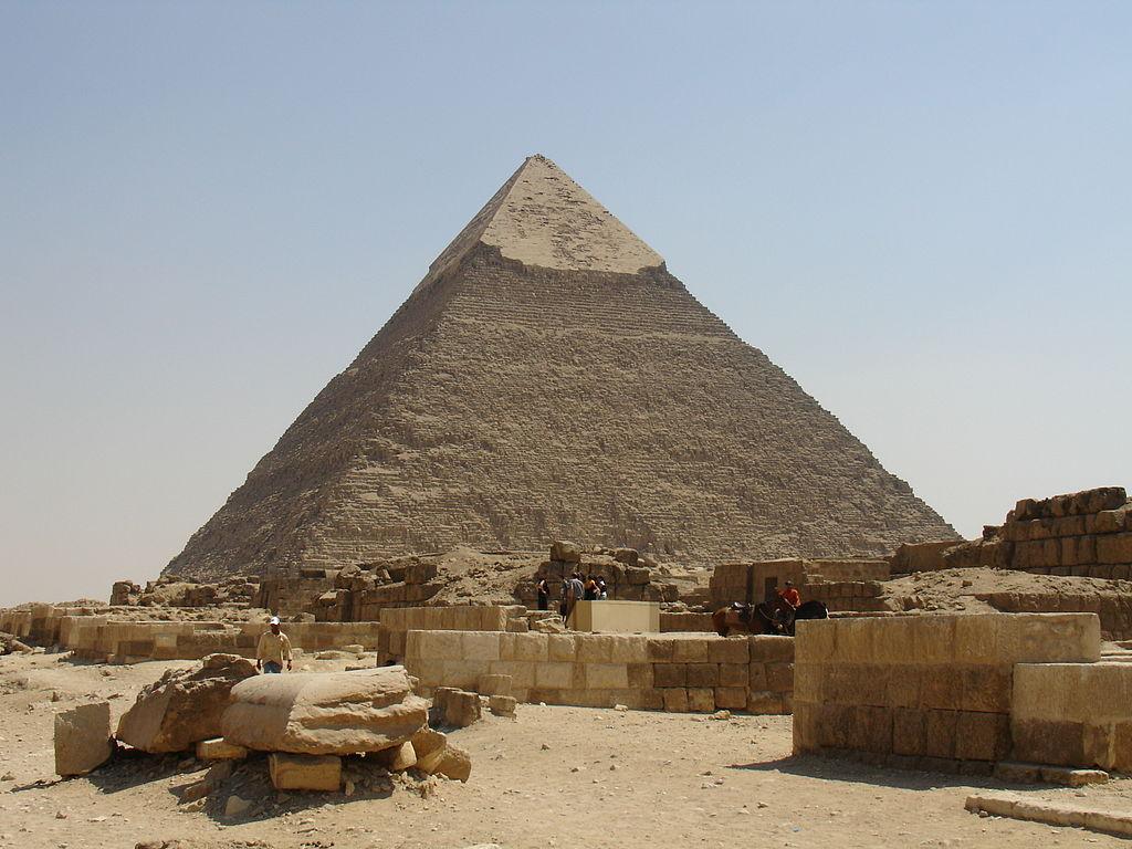 カフラー王のピラミッド_2