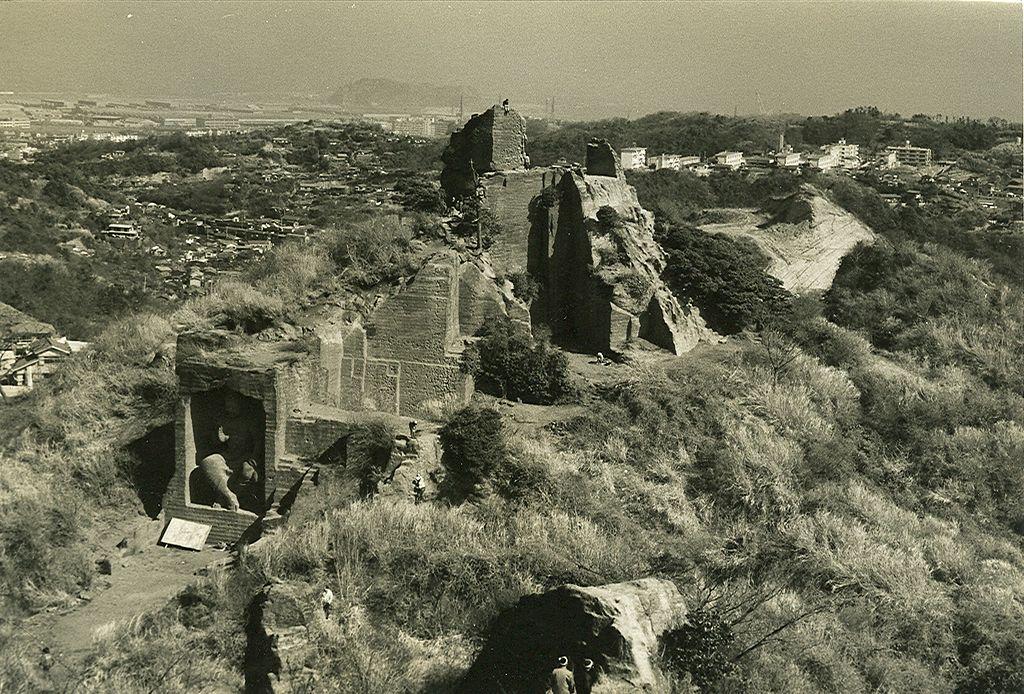 1970年台の眺望
