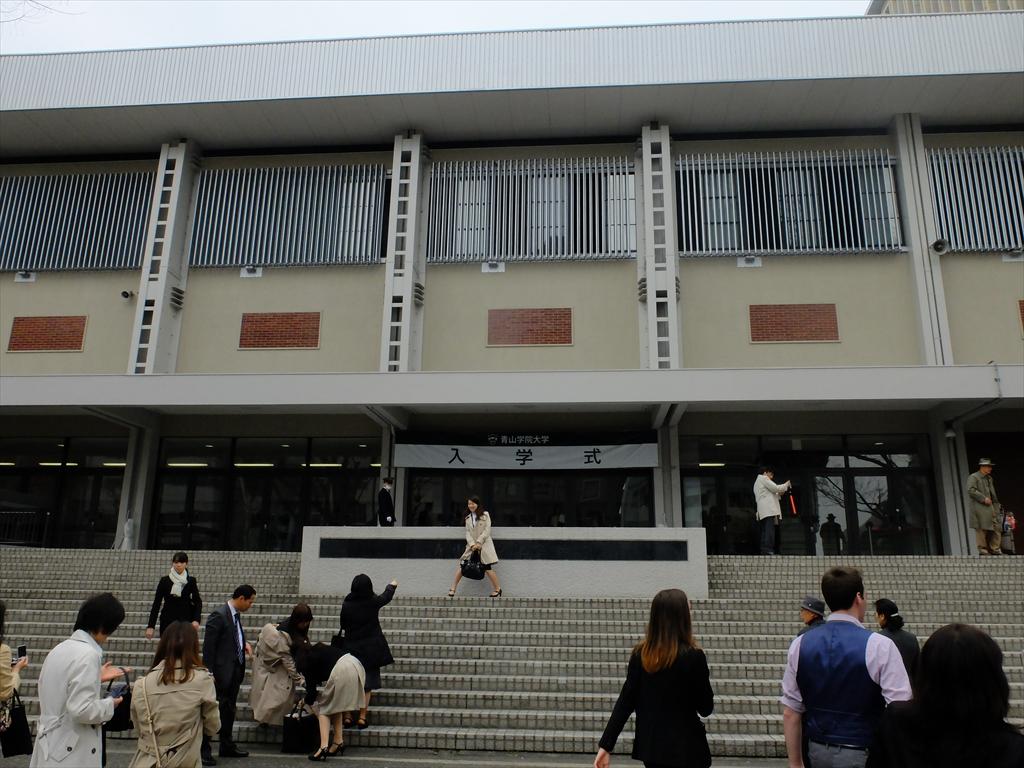 青山学院大学キャンパスの様子_2