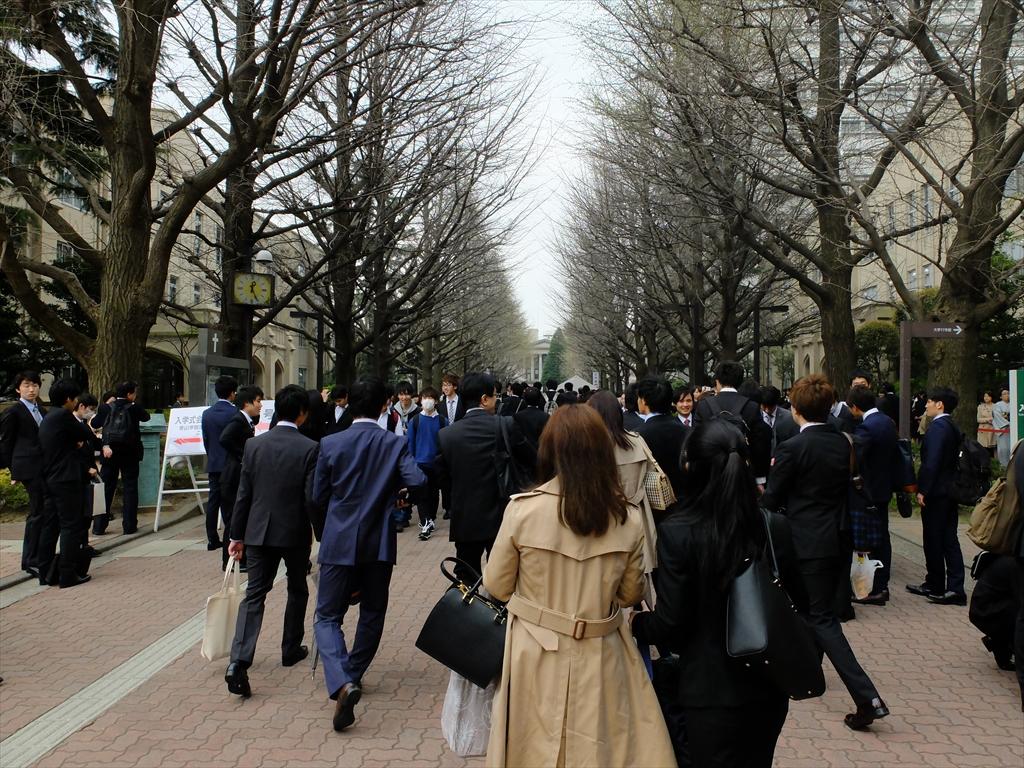 青山学院大学キャンパスの様子_4