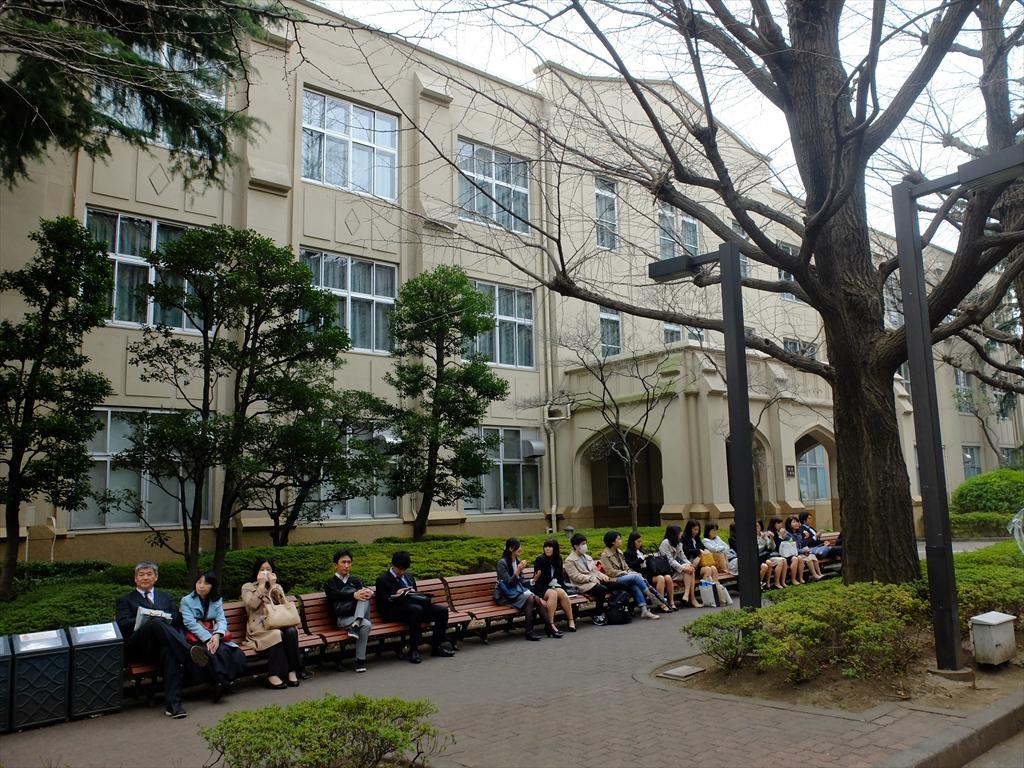 青山学院大学キャンパスの様子_5