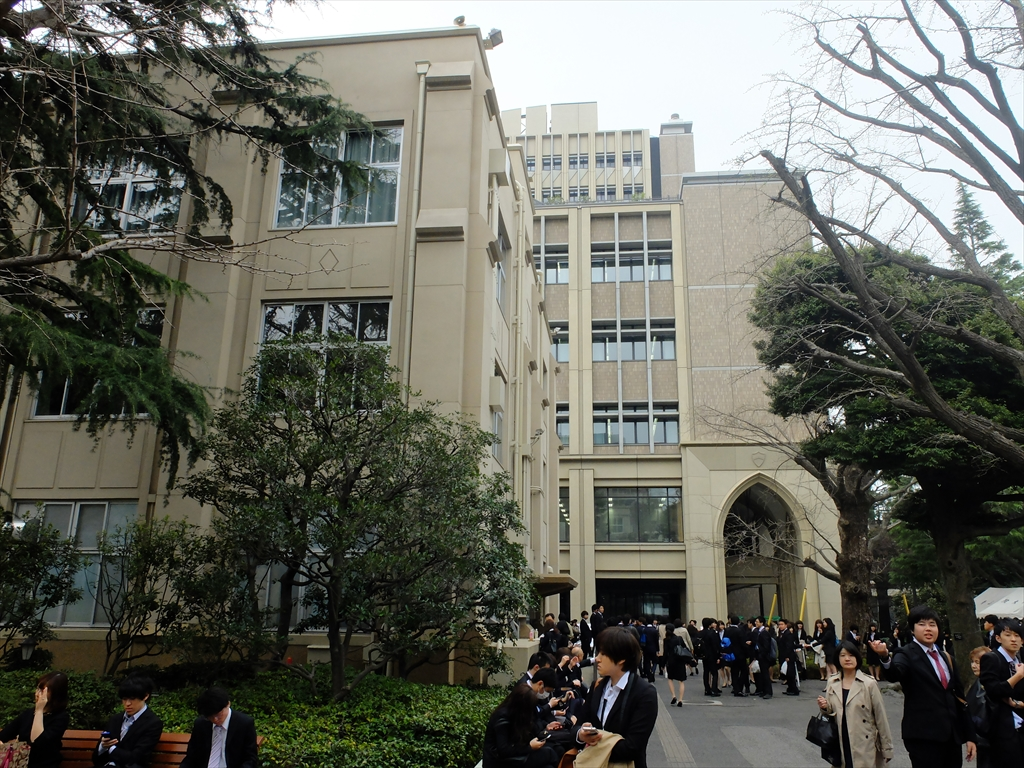 青山学院大学キャンパスの様子_7