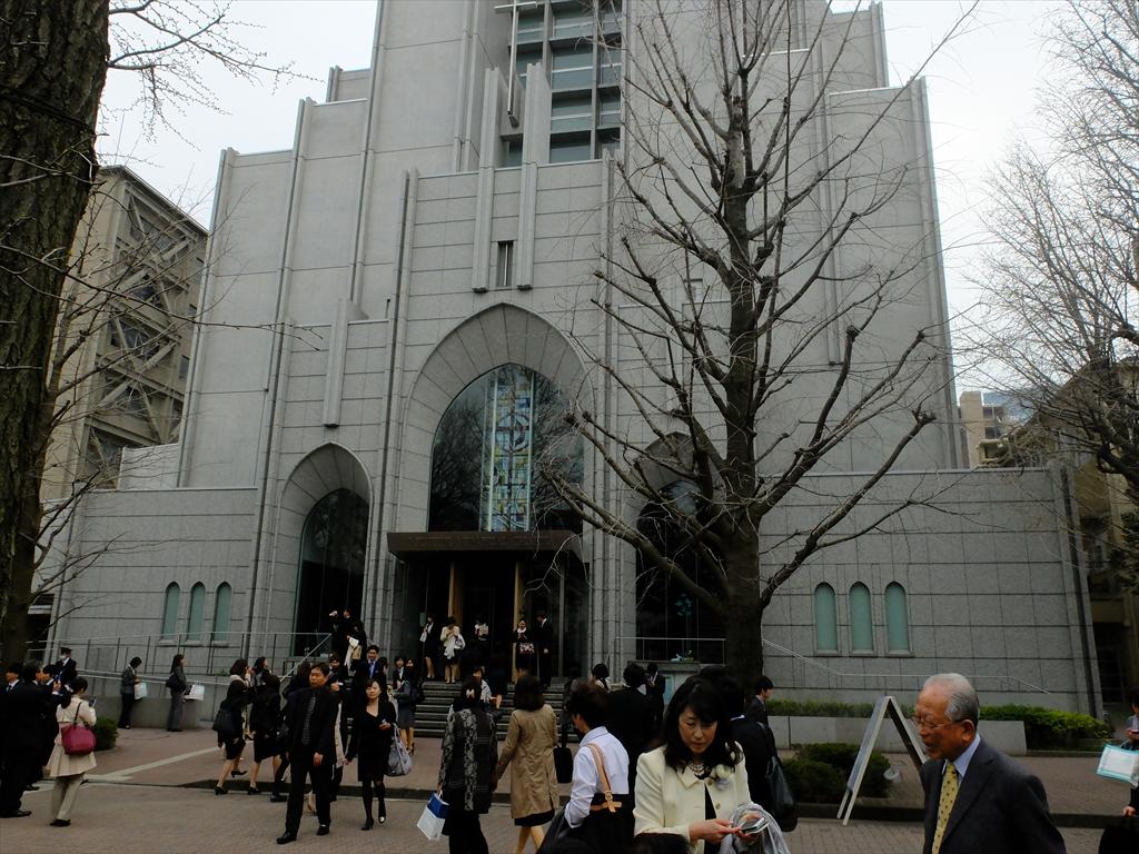青山学院大学キャンパスの様子_8