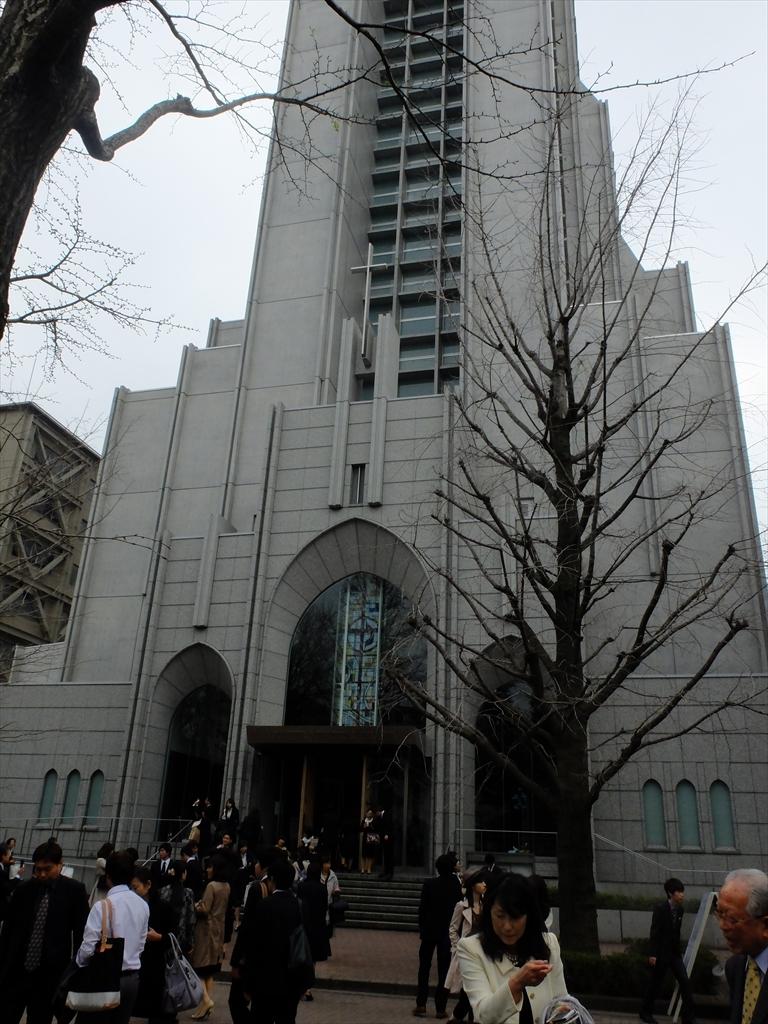 青山学院大学キャンパスの様子_9