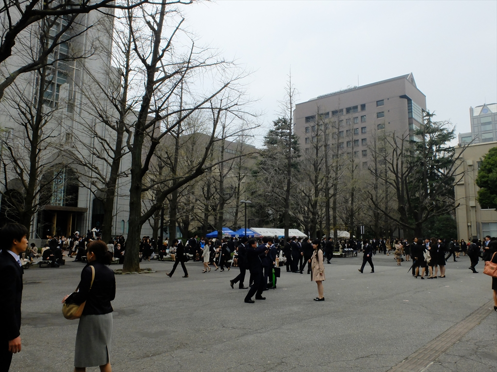 青山学院大学キャンパスの様子_12