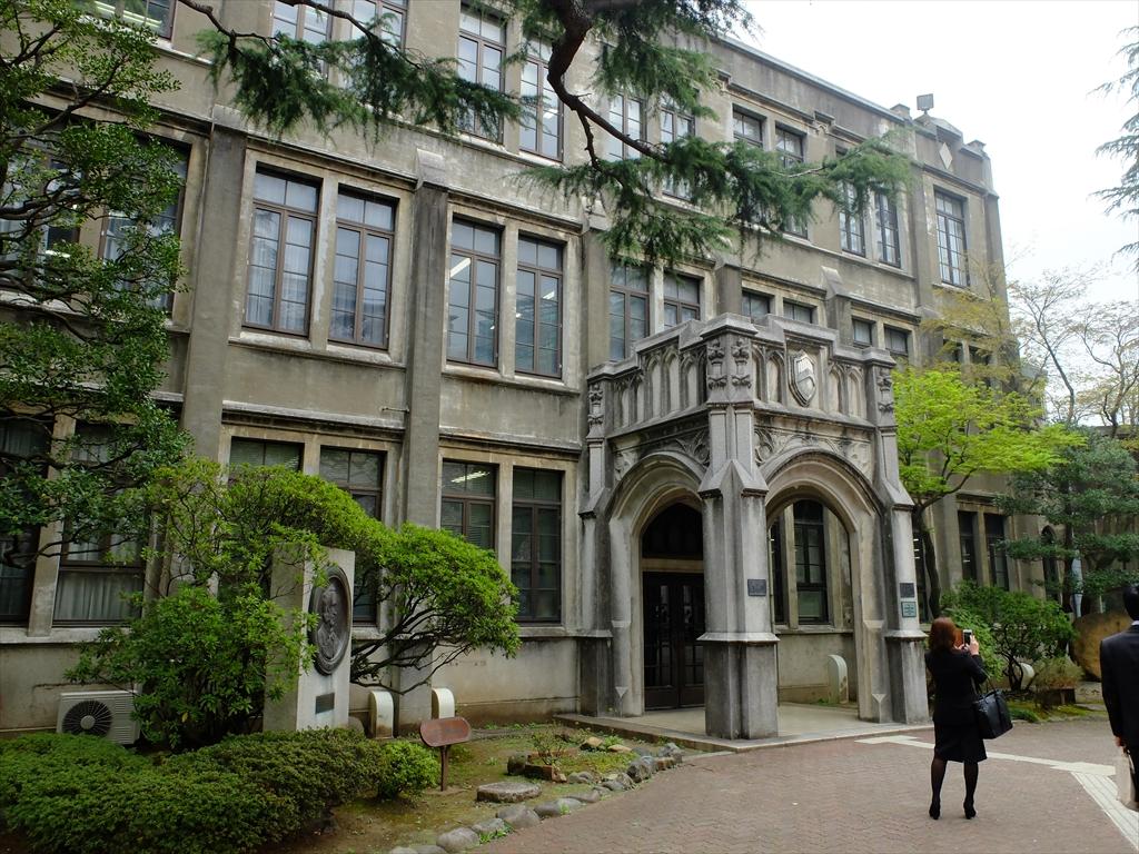 青山学院大学キャンパスの様子_14
