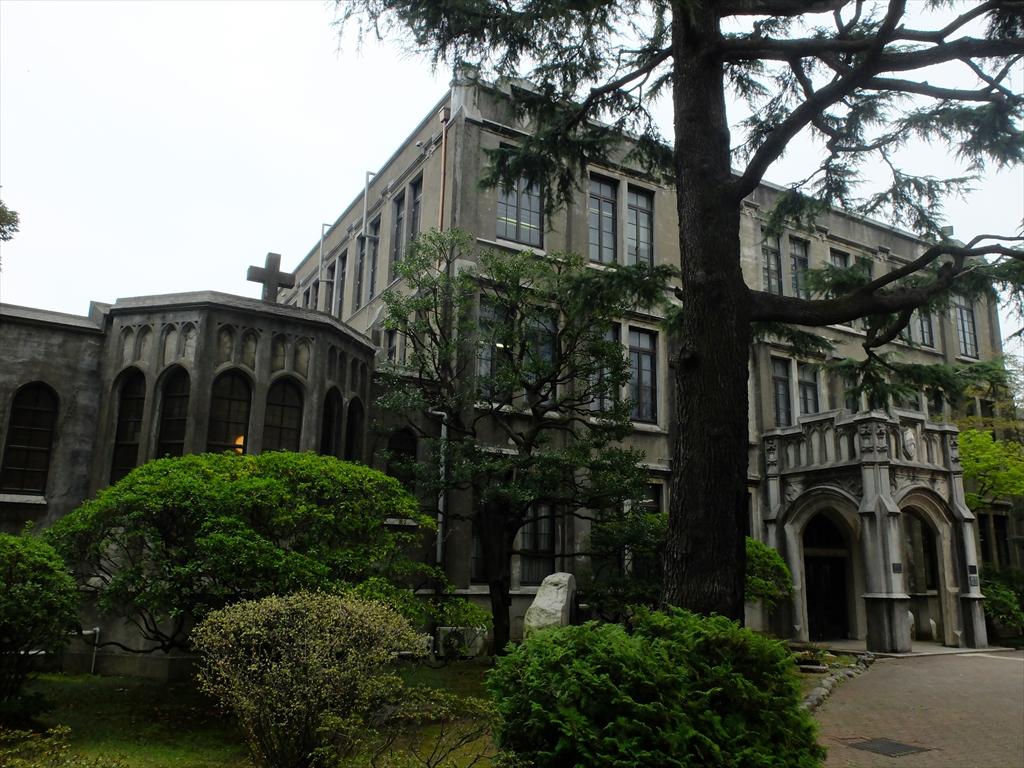 青山学院大学キャンパスの様子_24