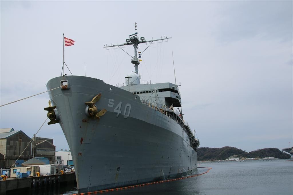 潜水艦母艦AS-40「フランク・ケーブル」_8