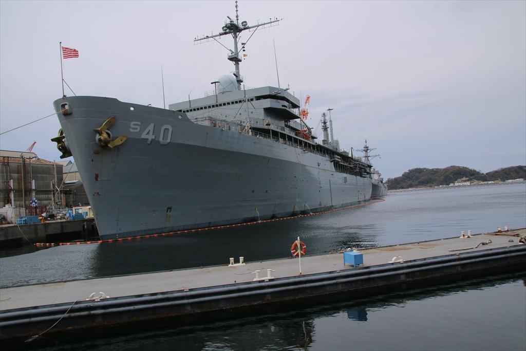 潜水艦母艦AS-40「フランク・ケーブル」_9