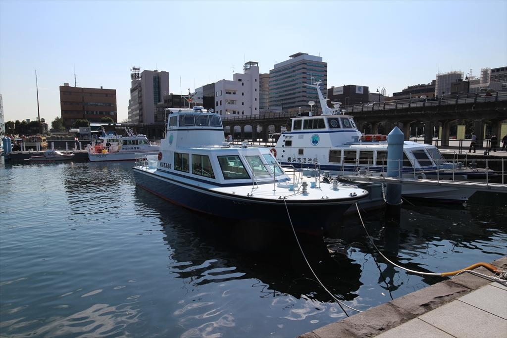 港湾局の船_1