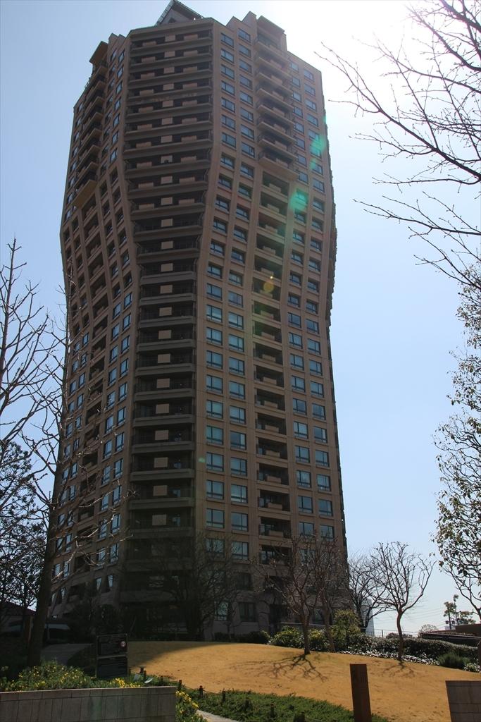 元麻布ヒルズの内のフォレストタワー