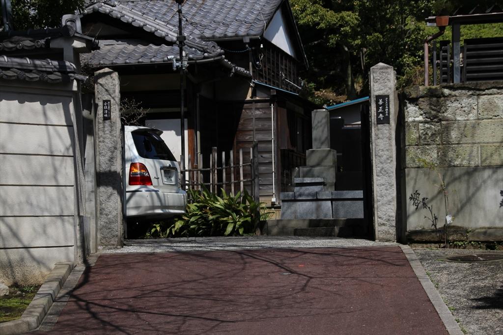善福寺の周辺にはお寺さんが集中している_2