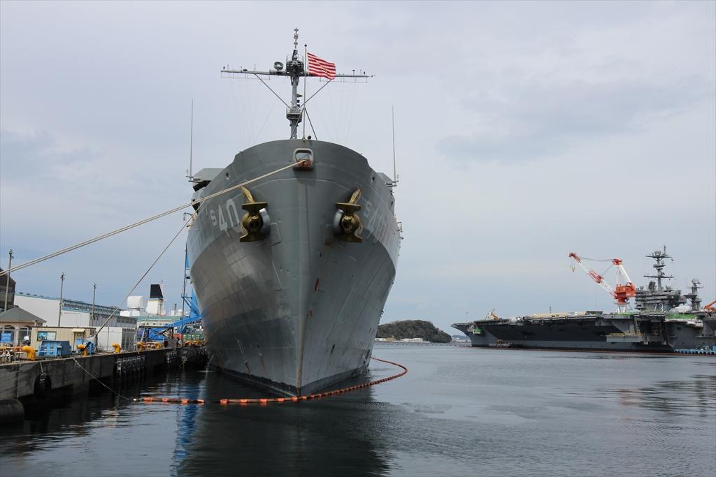 潜水艦母艦AS-40「フランク・ケーブル」_1