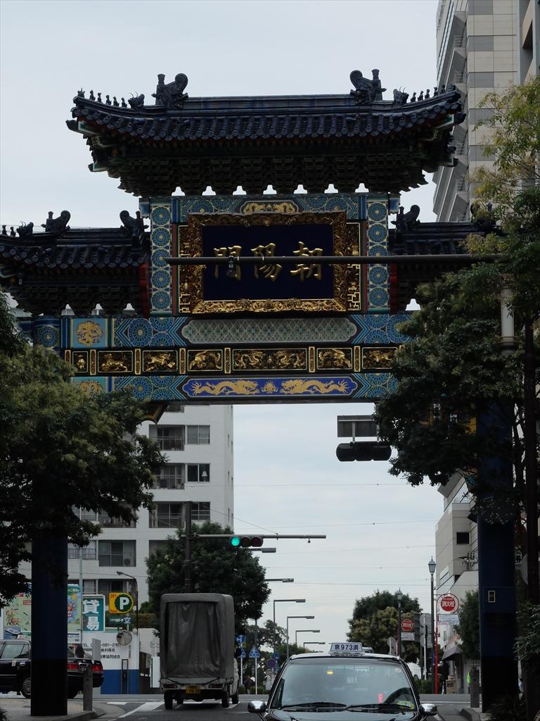 中華街の門_2