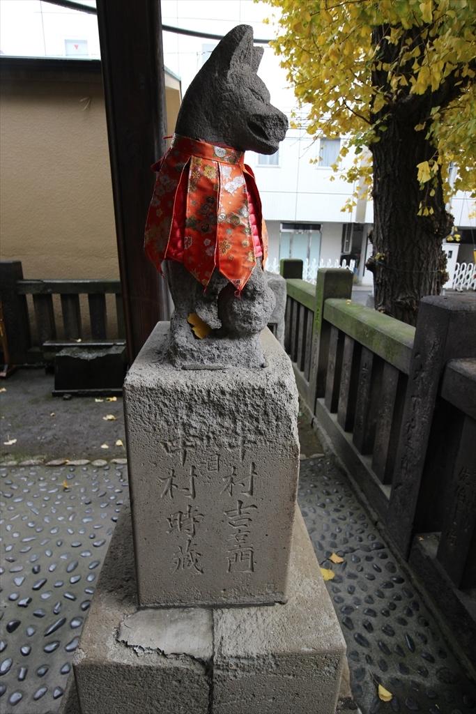 吉右衛門と時蔵