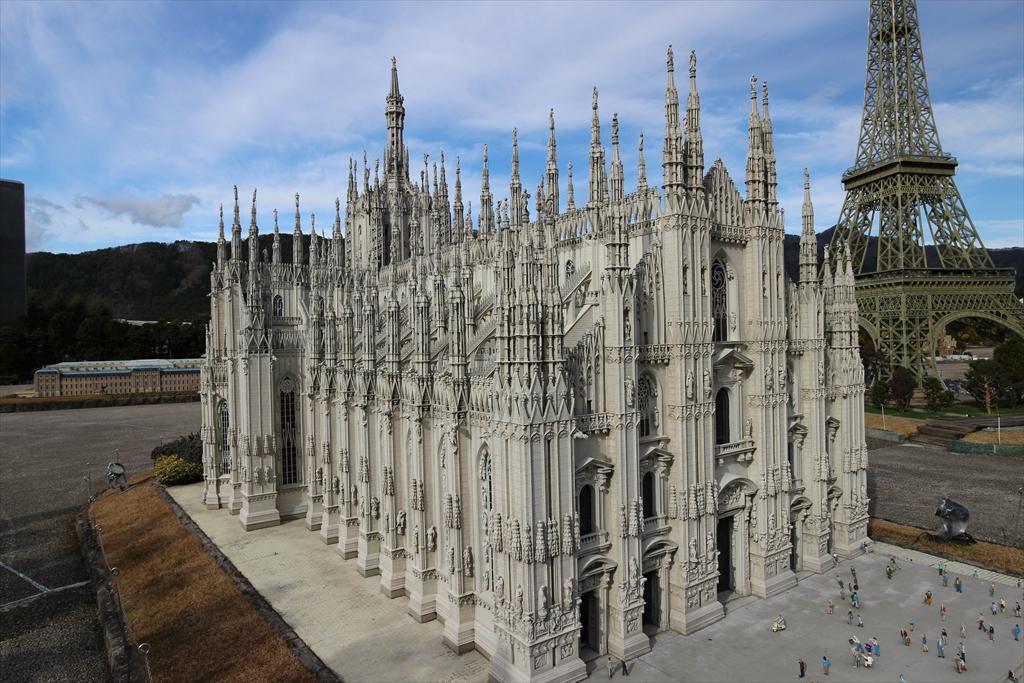 ミラノ大聖堂_3
