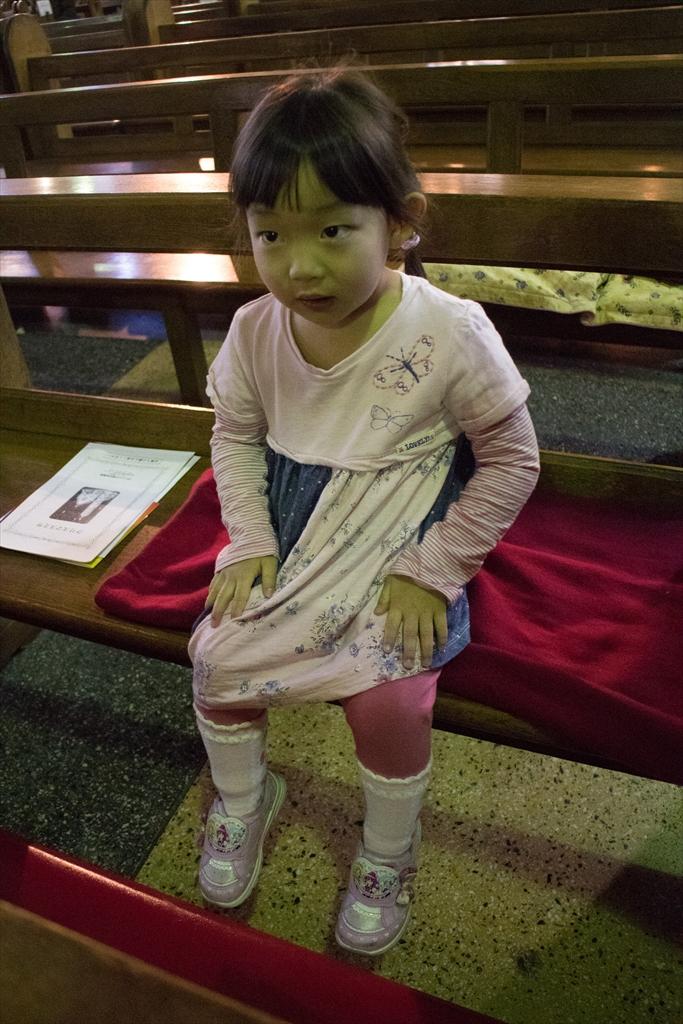 カトリック碑文谷教会(サレジオ教会)にて_6
