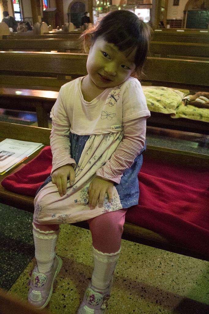 カトリック碑文谷教会(サレジオ教会)にて_7