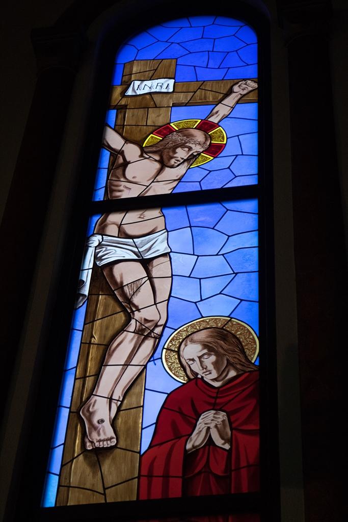 カトリック碑文谷教会(サレジオ教会)にて_8