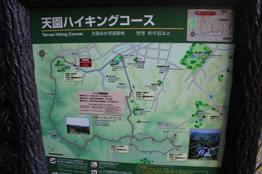 天園ハイキングコースの入口_3