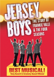 Jersey Boys graphic