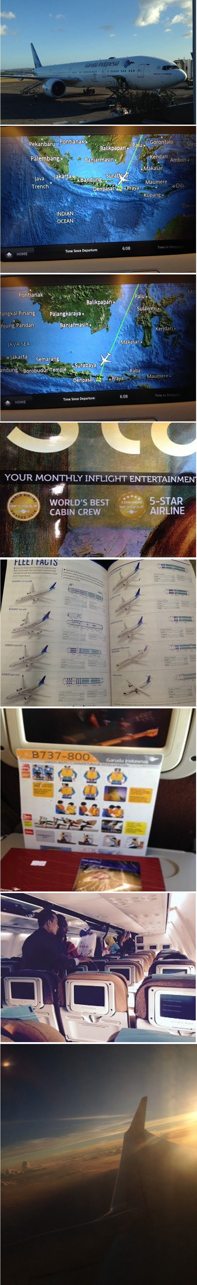 ガルーダインドネシア航空今昔ブログサイズ