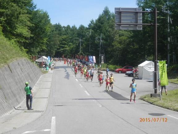嬬恋キャベツマラソン トップランナー