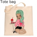 PALM SPRINGS GAL TOTE BAG1