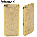 IPHONE 6 GOLD BEE CASE1