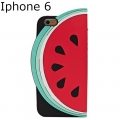 IPHONE 6 WATERMELON SILICONE CASE111