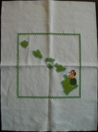 2015.5ハワイ諸島刺繍4