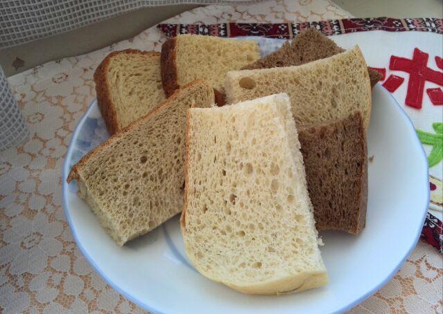 低糖質食パン7種を食べ比べ