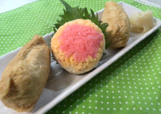 手まり寿司・お稲荷さん