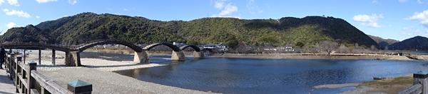 錦帯橋-1