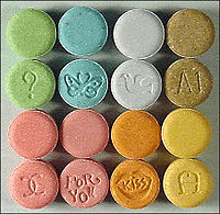MDMAはこんなに危険!