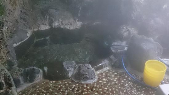 湯本楼 岩風呂