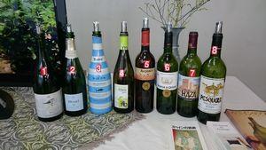 7月ワイン会