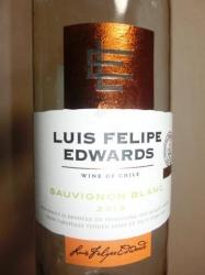 LUIS FELIPE EDWARDS SAUVIGNON BLANC 2013