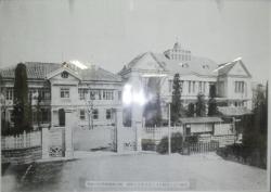 戦前の伊勢崎織物会館
