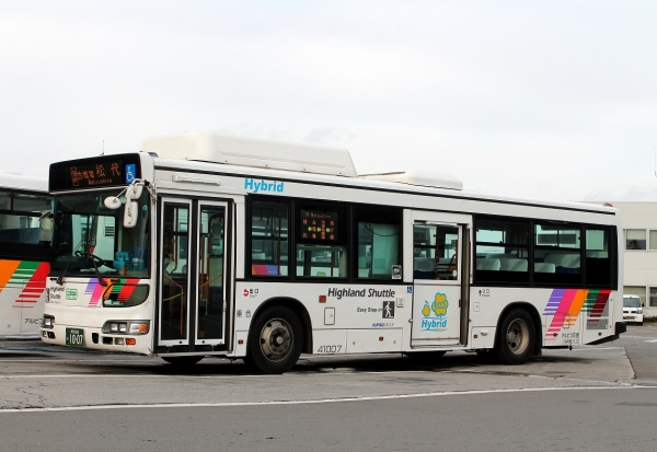 長野200か1007 41007