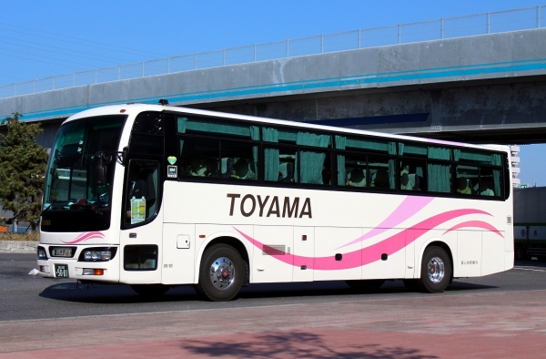 富山230あ5001