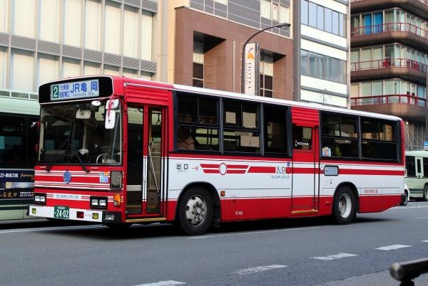京都200か2402 K149