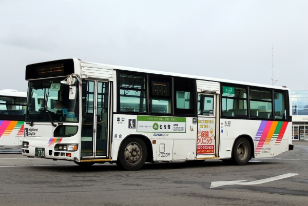 長野200か・236 40236