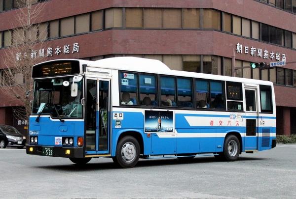 熊本200か・522