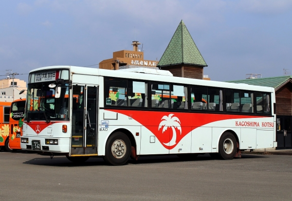 鹿児島22き・562