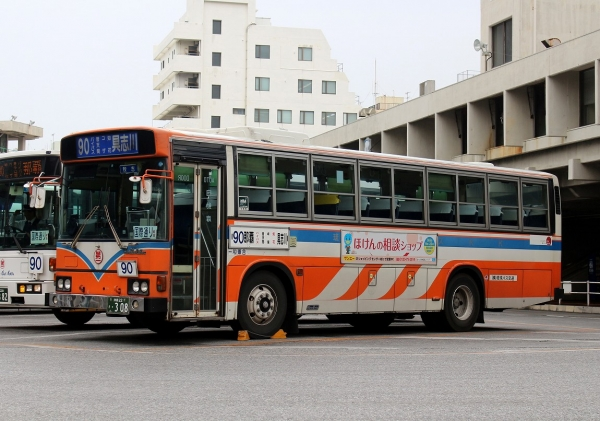 沖縄22き・308