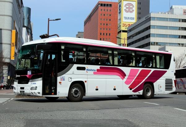福岡200か3039 2886