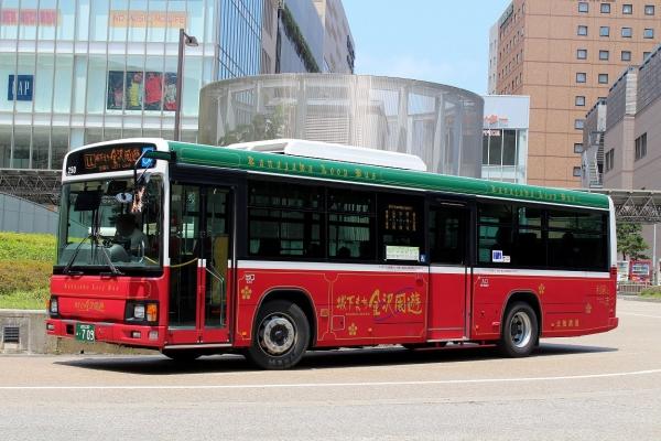 金沢230あ・709 24-250