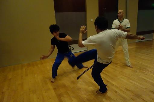 Tadashiとジョーゴ!