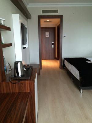 イクバルホテル部屋2